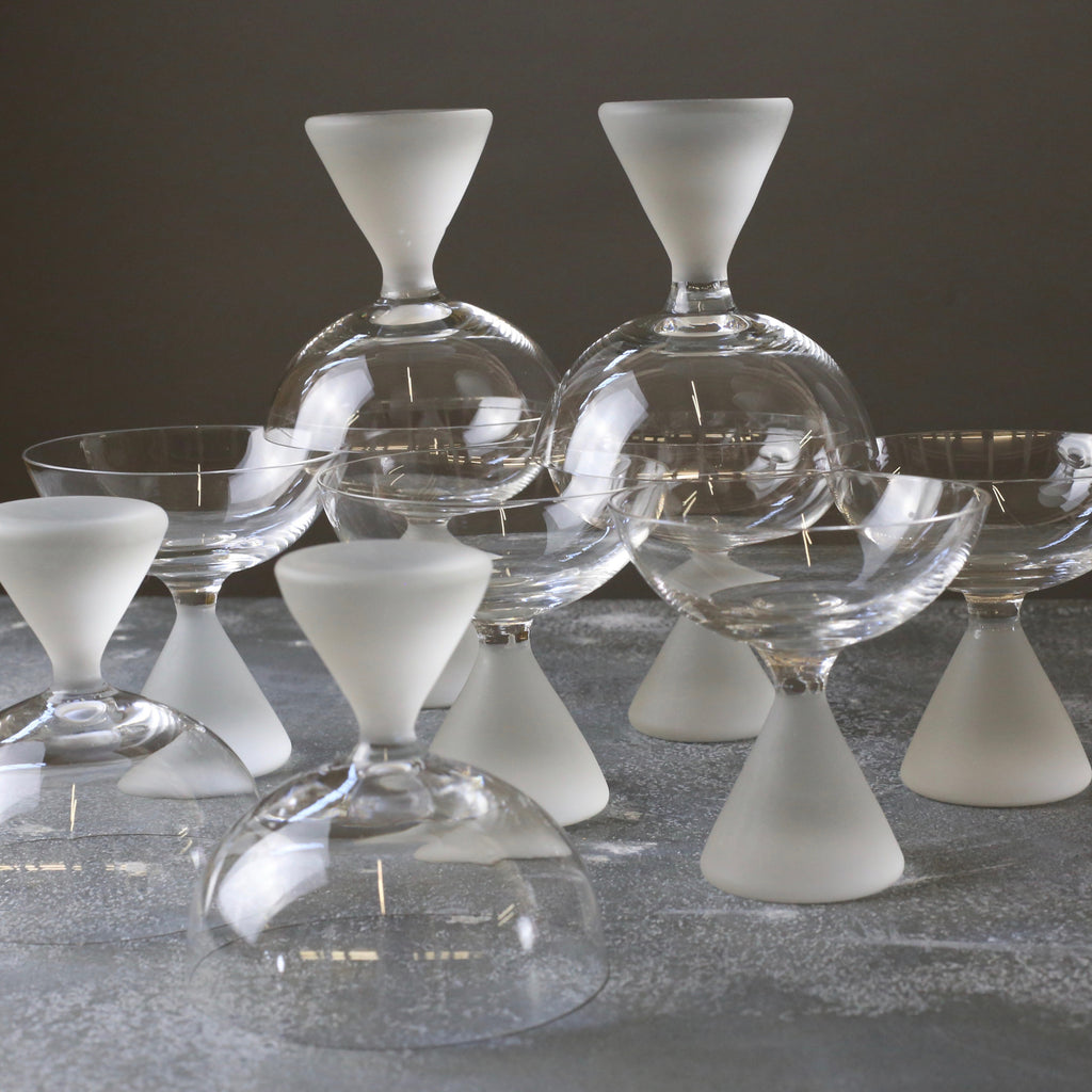 Martini Glasses