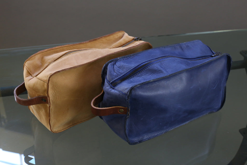 Leather Goods - Dopp Kit