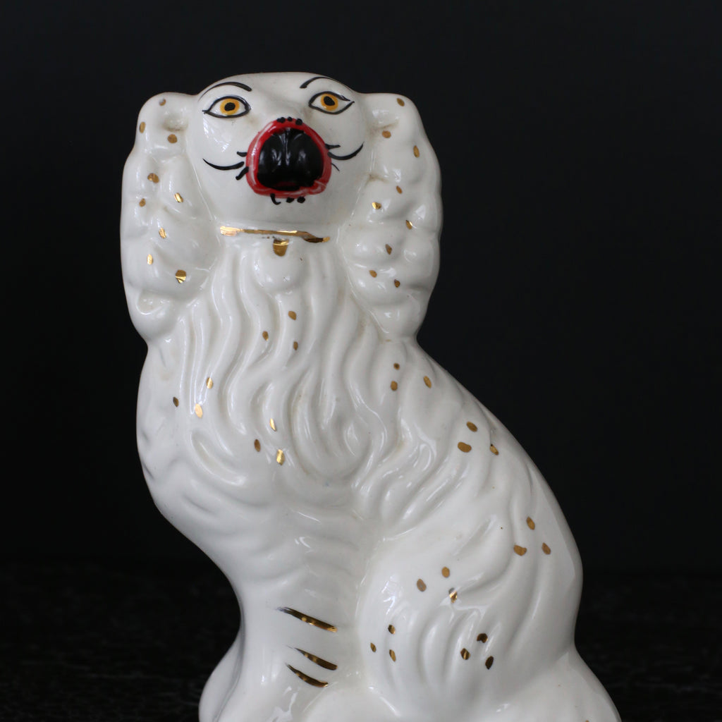 Large Staffordshire dog ornaments