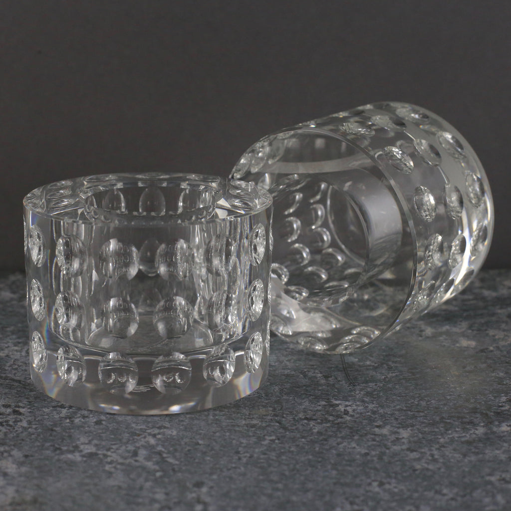 Pair Oleg Cassini Candle Holders
