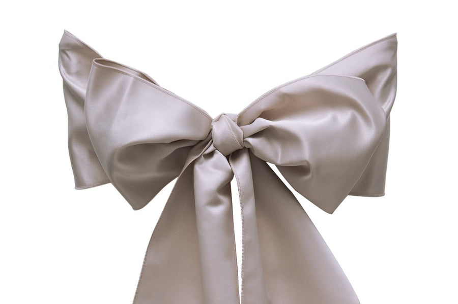 CHAIR SASH SATIN