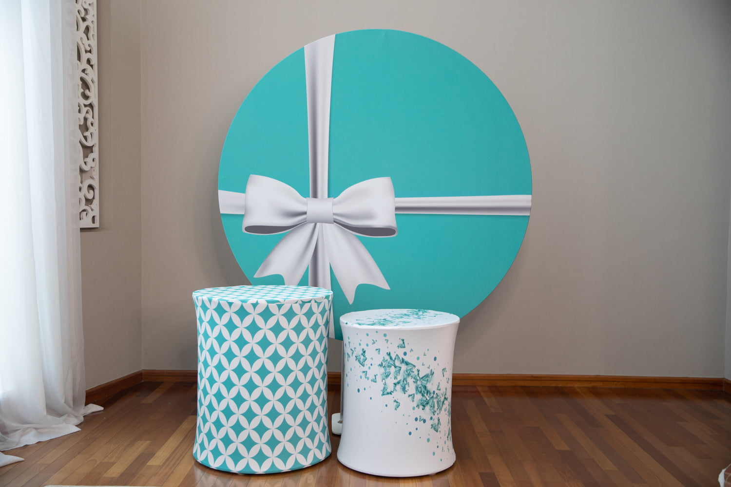 Tiffany Glam Decor Box
