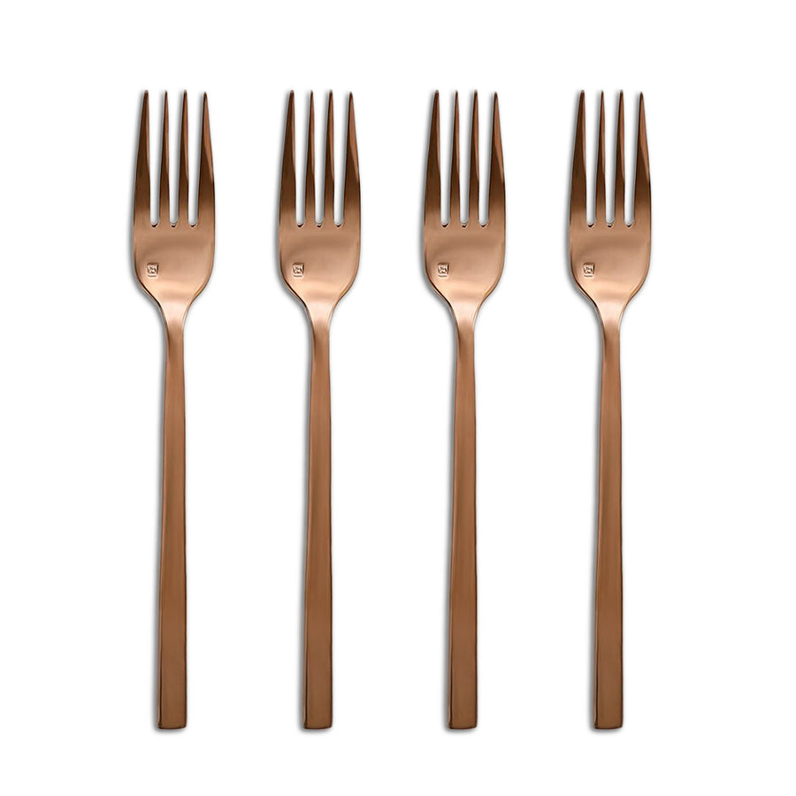 CUTLERY ROSE GOLD ( SET OF 7 PIECE )