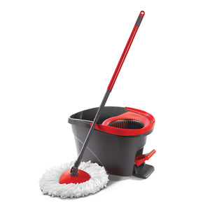 """Easy Wring & Clean"" Mop and Bucket Set"