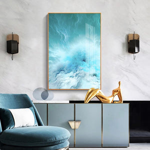 Ocean Deep Canvas Prints