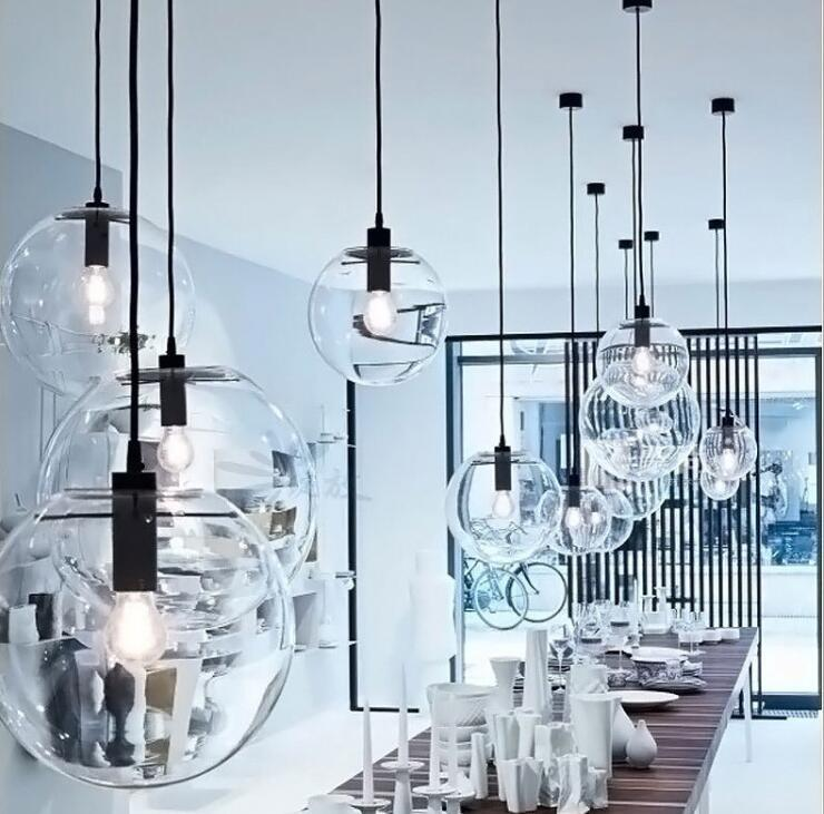 Glass Sphere Light