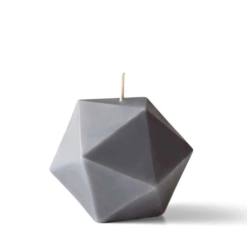Pentagon Candle | Geometry of the Icosahedron |  Embla