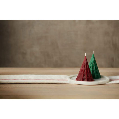 Christmas Tree Candle | with Christmas Eve Fragrance | Embla Embla