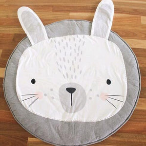 Cartoon Animal Friends Kids Room Carpet Play Mats Children Dreamy World Store 12