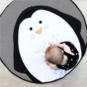 Cartoon Animal Friends Kids Room Carpet Play Mats Children Dreamy World Store 17