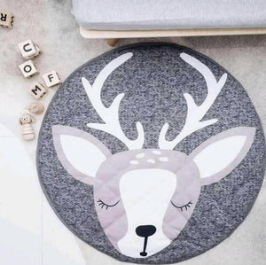 Cartoon Animal Friends Kids Room Carpet Play Mats Children Dreamy World Store 4