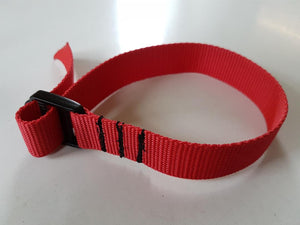 Sail Tack Strap with sameday post for £1.50 available in Black, Red, Blue or White