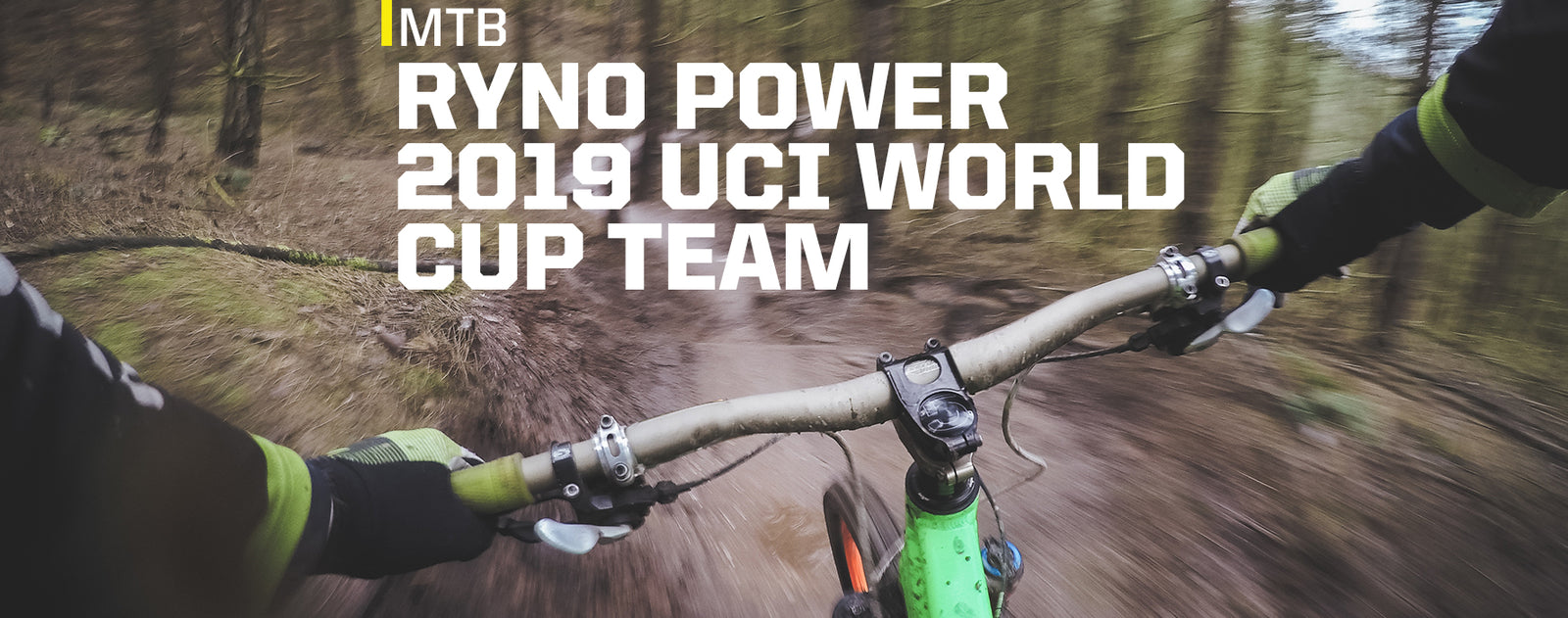 Ryno Power Announces Our 2019 UCI World Cup Team
