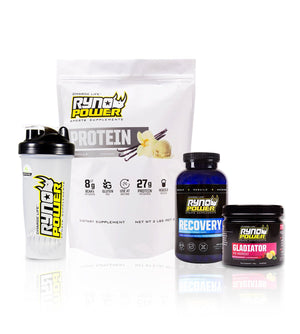 Body Builder Power Package