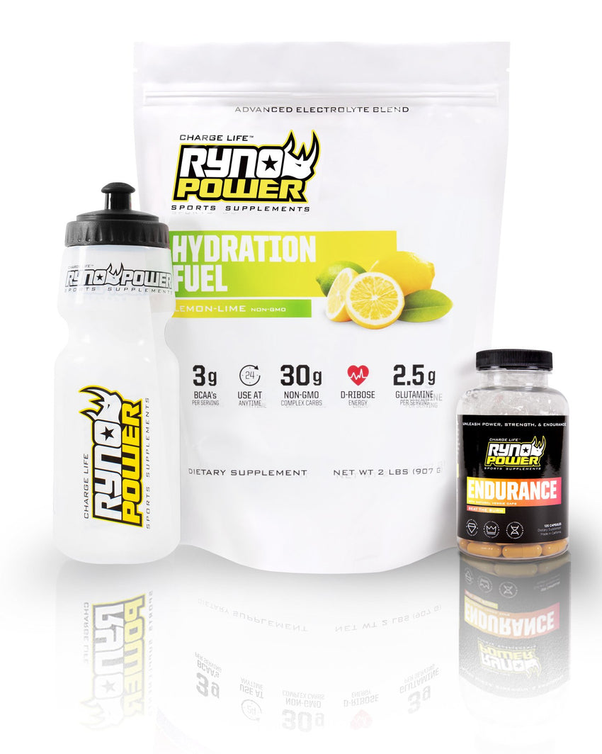 Endurance Plus Power Package