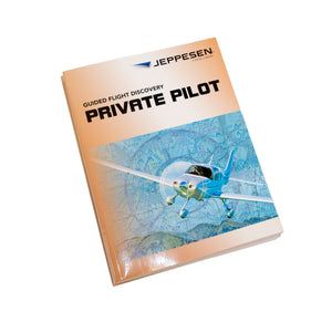 """Guided Flight Discovery - Private Pilot"" (Textbook by Jeppesen)"