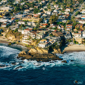 The OC Highlights Helicopter Tour