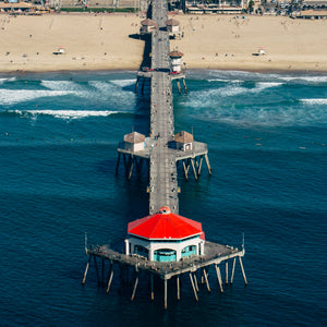 The OC Surf Spots Helicopter Tour