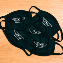 #FLYROGUE Logo Mask (Black)