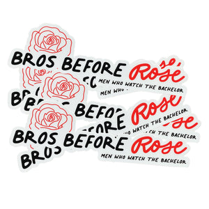 BBR Stickers (Pack of Five)