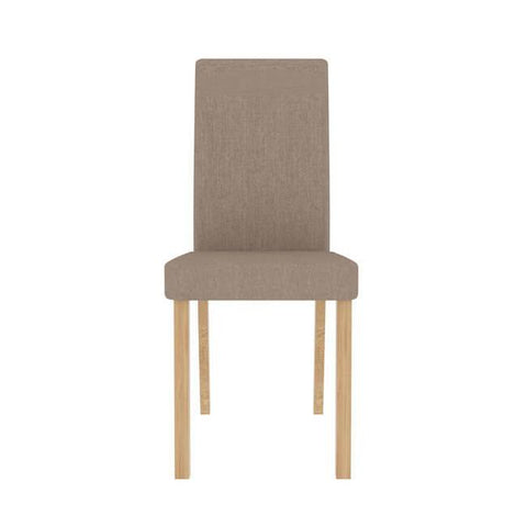 Anna Beige Dining Chair (Pack of 2) - directhomeliving