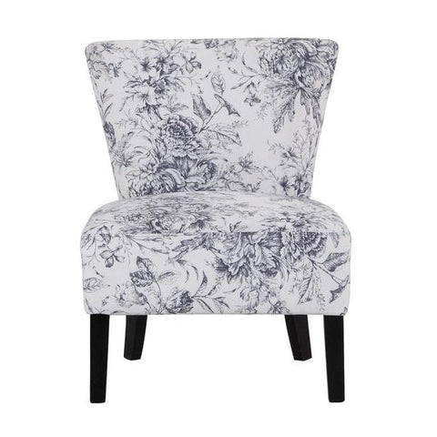 Austen Floral Chair - directhomeliving