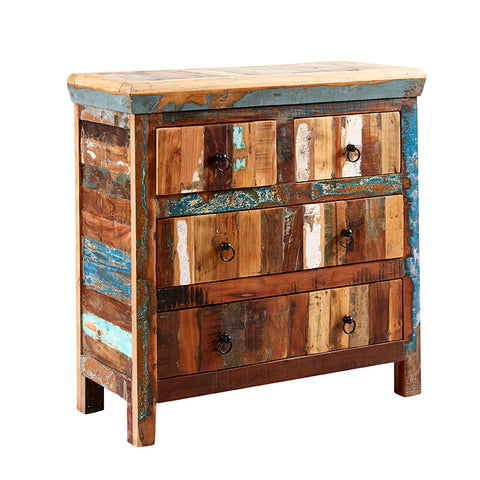 Coastal 4 Drawer Chest - directhomeliving