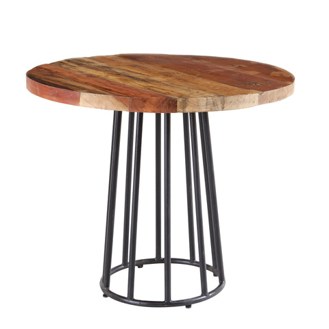 Coastal Round Dining Table - directhomeliving