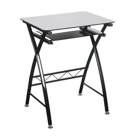 Chicago Black Computer Desk - directhomeliving