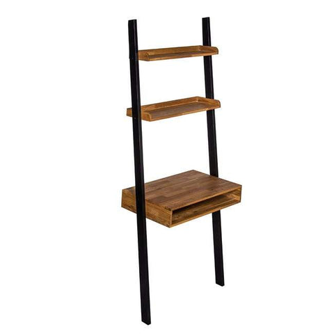 Copenhagen Oak Ladder Desk - directhomeliving