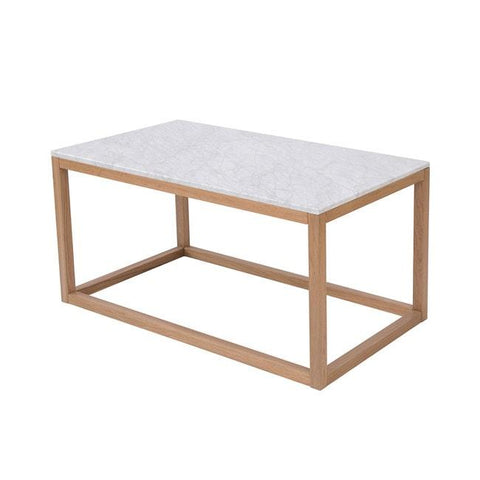 Harlow Marble Coffee Table - directhomeliving