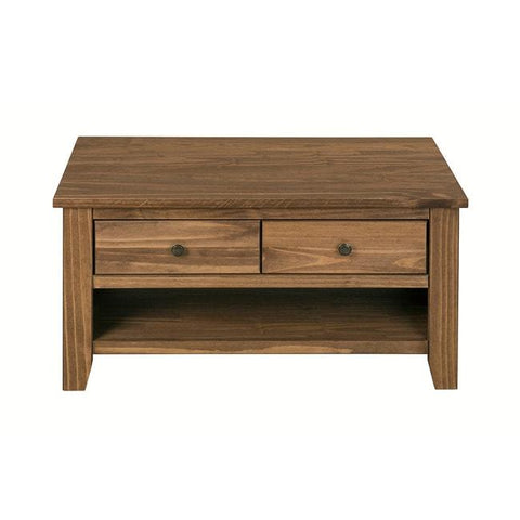 Havana Pine Coffee Table - directhomeliving