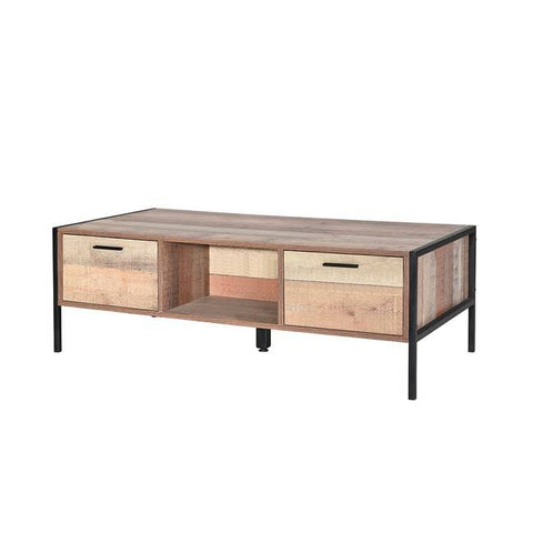 Hoxton Coffee Table with Drawers - directhomeliving
