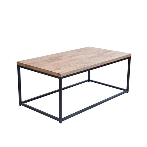 Mirelle Black Coffee Table - directhomeliving