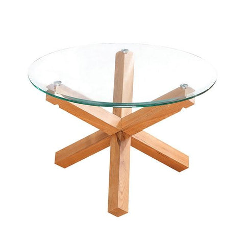 Oporto Round Coffee Table - directhomeliving