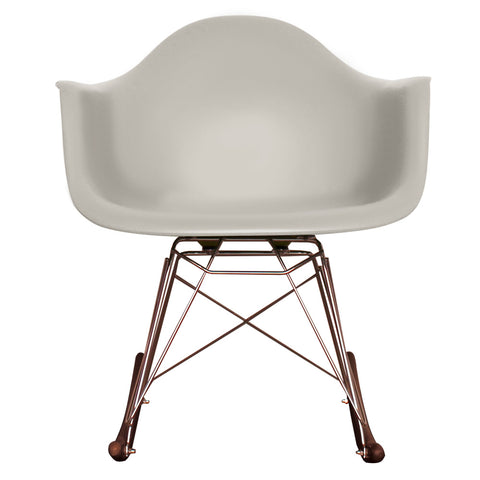 Magnificent Buy Charles Eames Style Cool Grey Plastic Retro Rar Walnut Pabps2019 Chair Design Images Pabps2019Com