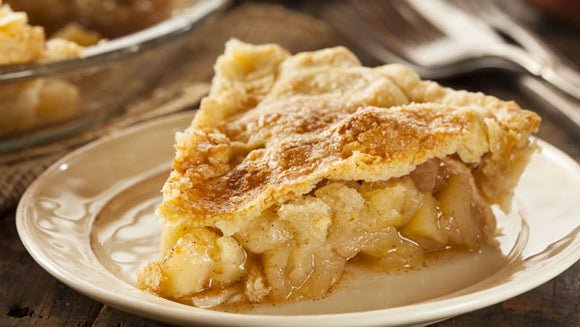 Gourmet Mile High Apple Pie