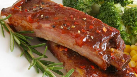 Fully Cooked St. Louis Style Pork Ribs