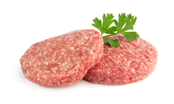Ground Beef Patties - 90% Lean