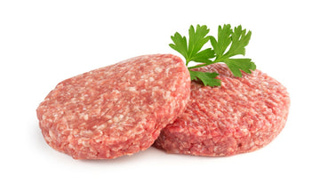 Ground Beef Patties - 80% Lean