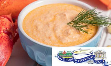 Boston Chowda Co | Rockport Lobster Bisque 18oz