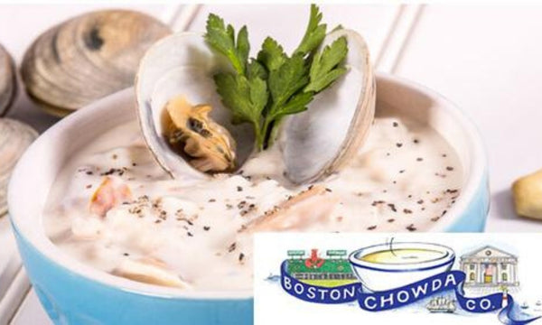 Boston Chowda Co | New England Clam Chowder 18oz