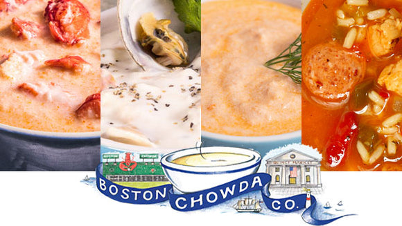 Boston Chowda Sampler