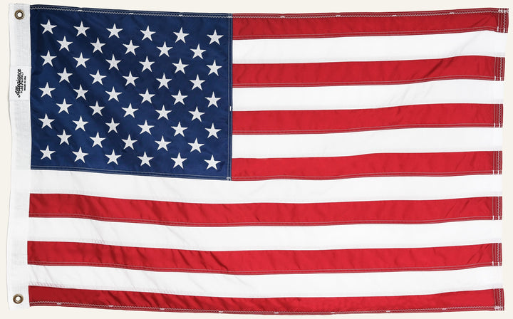 American Flag, Hand-sewn Flag, USA Flag, Made In America, United States Flag,  Allegiance Flag Supply