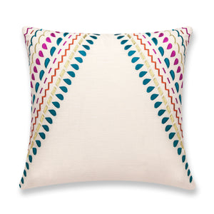"""Fiesta"" pillow 20x20 - Pink"