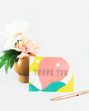 "Thank You Card Set - ""Happiness"""