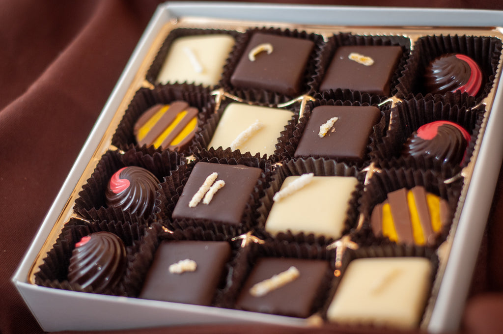 Fruitsy Tootsy Chocolate Sampler