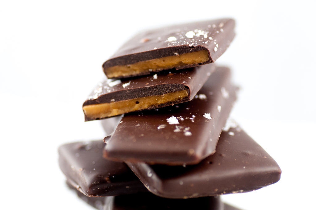 Sea Salt Chocolate Butter Toffee
