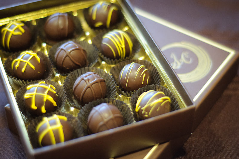 Chocolate Tea Sampler
