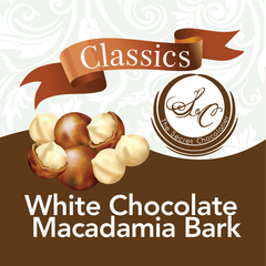 White Chocolate Toasted Macadamia